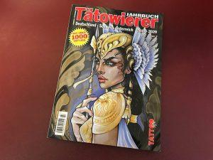 Tätowierer Jahrbuch 2019-2020