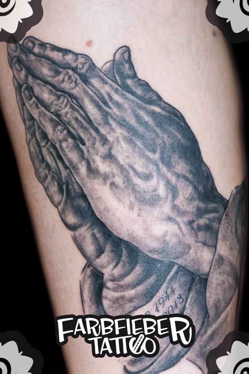 roland-farbfieber-tattoo-duerer-betende-haende
