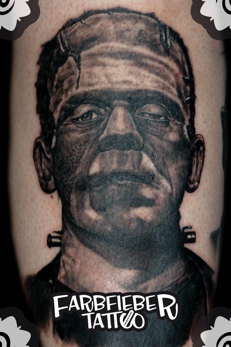 roland-farbfieber-tattoo-frankenstein