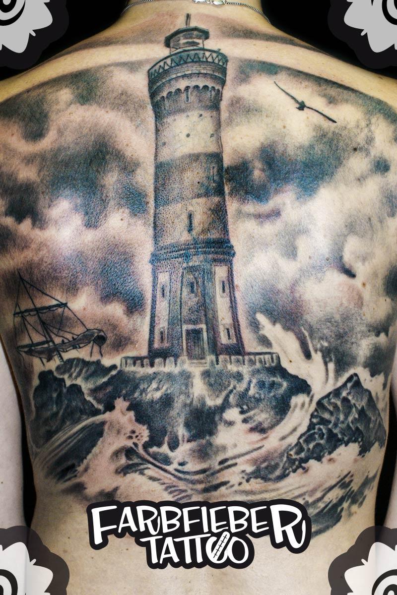 roland-farbfieber-tattoo-leuchtturm