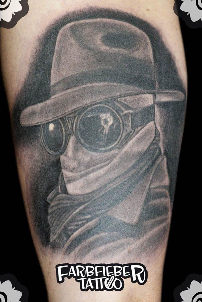 Unsichtbare Tattoos