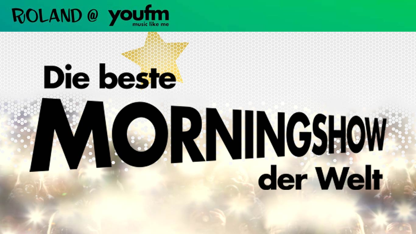 you fm Morningshow – Roland im Interview
